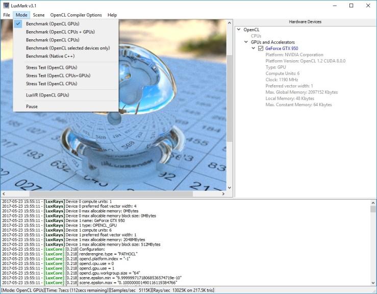 LuxMark 3 1 - Download - COMPUTER BILD