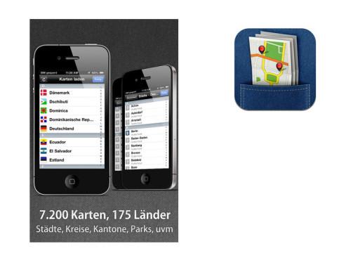 City Maps 2Go ©Ulmon GmbH