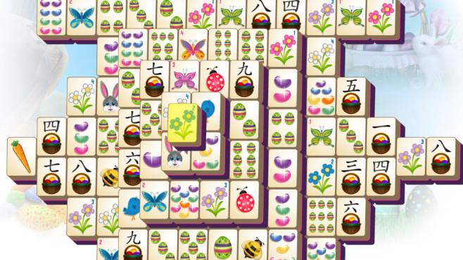 Mahjong zu Ostern ©COMPUTER BILD