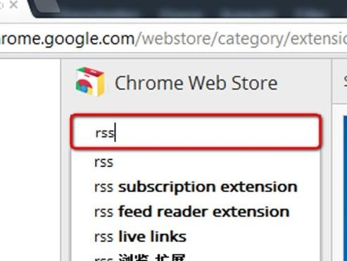 Suchen Sie nach rss ©Google