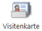 Visitenkarte automatisch mitschicken©Microsoft Outlook 2010