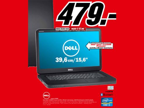 Dell Inspiron N5050 ©Media Markt