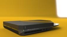 Konsole Playstation 4: Konzepgrafik©Joseph Dumary