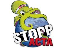 Logo der Anti-Acta-Aktivisten©stopp-acta.info