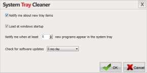 System Tray Cleaner