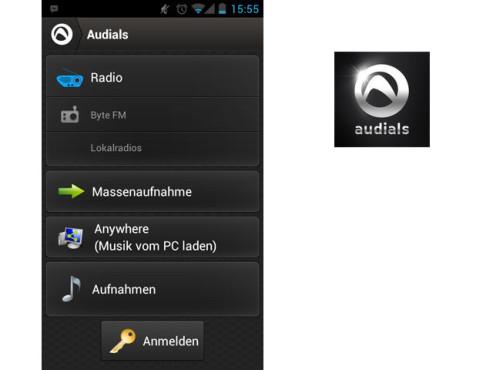 Audials ©Audials Software
