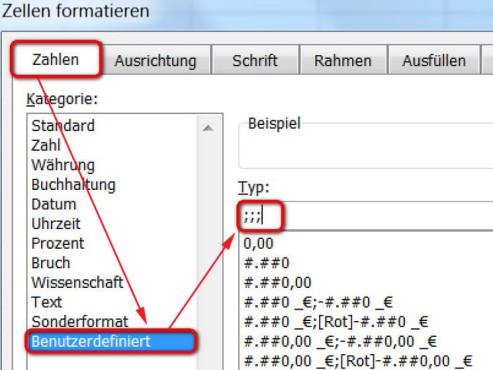 Schritt 8 ©Microsoft Excel 2010