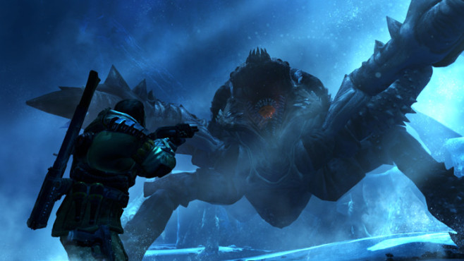 Actionspiel Lost Planet 3: Akride © Capcom