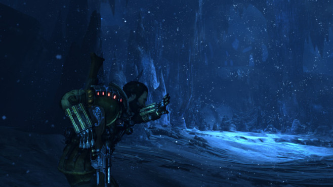 Actionspiel Lost Planet 3: Klima © Capcom