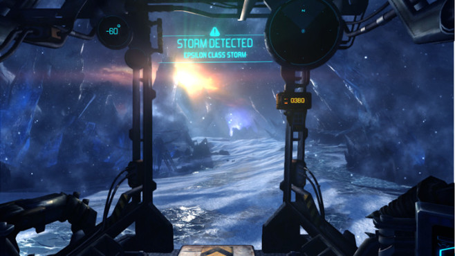 Actionspiel Lost Planet 3: Sturmwarnung © Capcom