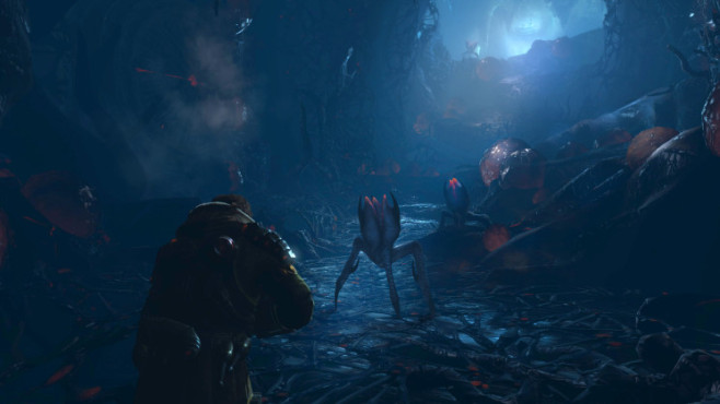 Actionspiel Lost Planet 3: Tode © Capcom