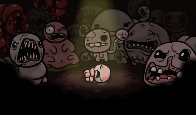 Actionspiel The Binding of Isaac © Valve