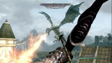 Rollenspiel The Elder Scrolls 5 – Skyrim: Dorf©Bethesda