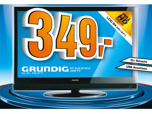 Grundig 37 VLC 6110 C ©Saturn