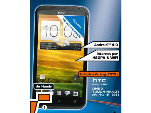 HTC One X ©Saturn