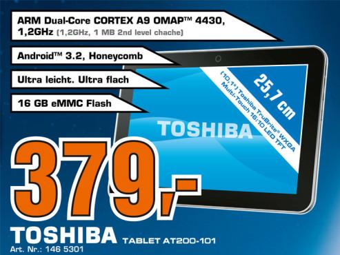 Toshiba AT200-101 ©Saturn