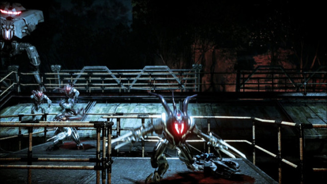 Actionspiel Crysis 3: Attacke © Electronic Arts