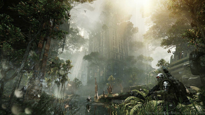 Actionspiel Crysis 3: Dickicht © Electronic Arts