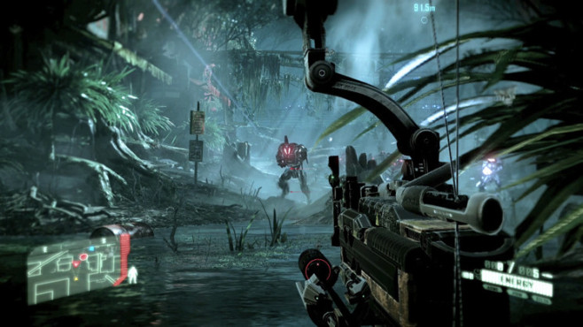 Actionspiel Crysis 3: Jagd © Electronic Arts