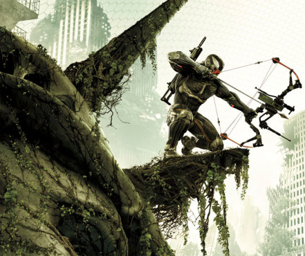 Actionspiel Crysis 3: Nanodome © Electronic Arts