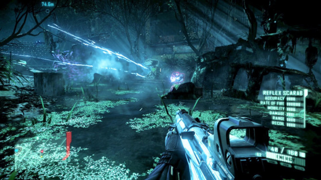 Actionspiel Crysis 3: Wumme © Electronic Arts