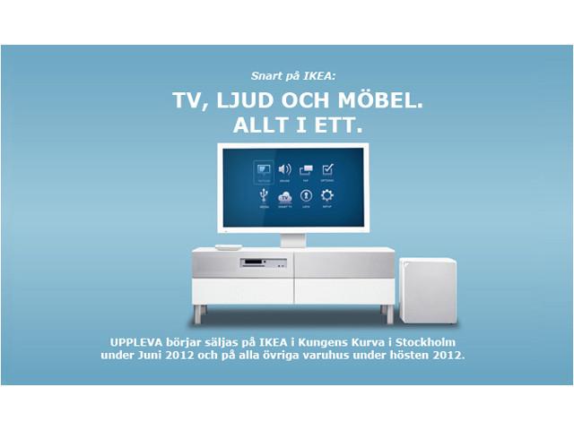 Ikea Uppleva Televisie : Uppleva im praxis test: der ikea tv im check audio video foto bild