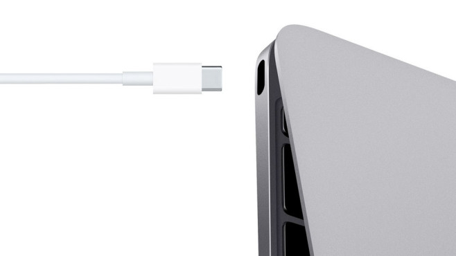 2015: USB-C? © Apple