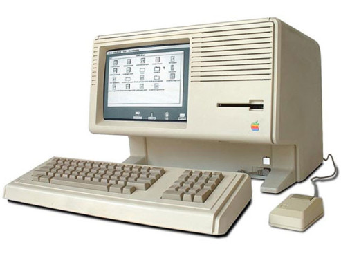 Computer Apple Lisa © Apple