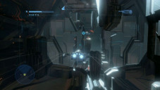 Actionspiel Halo 4: Flugsequenz©Microsoft