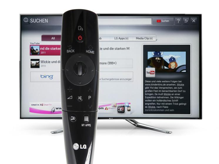 Fernseher Mit Sprach Und Gestensteuerung Von Samsung Und Lg Audio