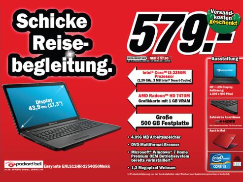 Asus X54HR-SX021V ©Media Markt