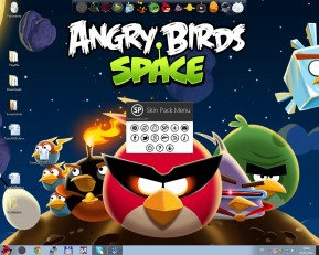 Angry Birds Space Skin Pack (32 Bit)
