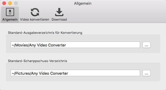 Any Video Converter Free (Mac) 7 2 0 - Download - COMPUTER BILD