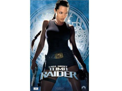 Lara Croft: Tomb Raider ©Paramount Pictures