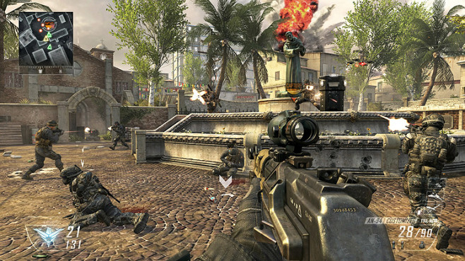 Actionspiel Call of Duty – Black Ops 2: AK47 ©Activision Blizzard