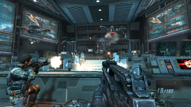 Actionspiel Call of Duty – Black Ops 2: Drohnen ©Activision