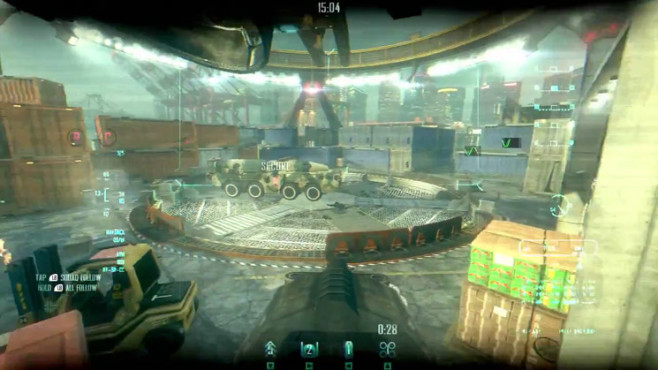 Actionspiel Call of Duty – Black Ops 2: Rakete ©Activision