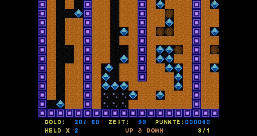 Screenshot 1 - Secret Goaf Adventure