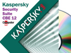 Kaspersky Security Suite CBE 12©COMPUTER BILD / Kaspersky