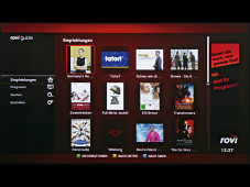 Screen Panasonic TX-L42ETW5©COMPUTER BILD