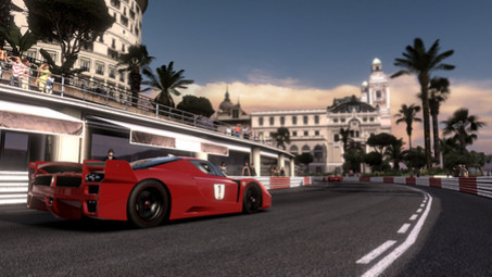Rennspiel Test Drive – Ferrari Racing Legends: Asphalt © Bigben Interactive
