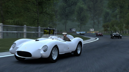 Rennspiel Test Drive – Ferrari Racing Legends: Helm © Bigben Interactive