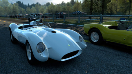 Rennspiel Test Drive – Ferrari Racing Legends: Zweikampf © Bigben Interactive