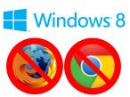 Windows 8 ohne Firefox und Chrome?©COMPUTER BILD