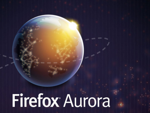Vorabversion: Aurora ©http://hacks.mozilla.org/2012/05/firefox-and-the-release-channels/