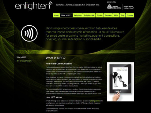 Smartposter von Enlighten © smartposter.co