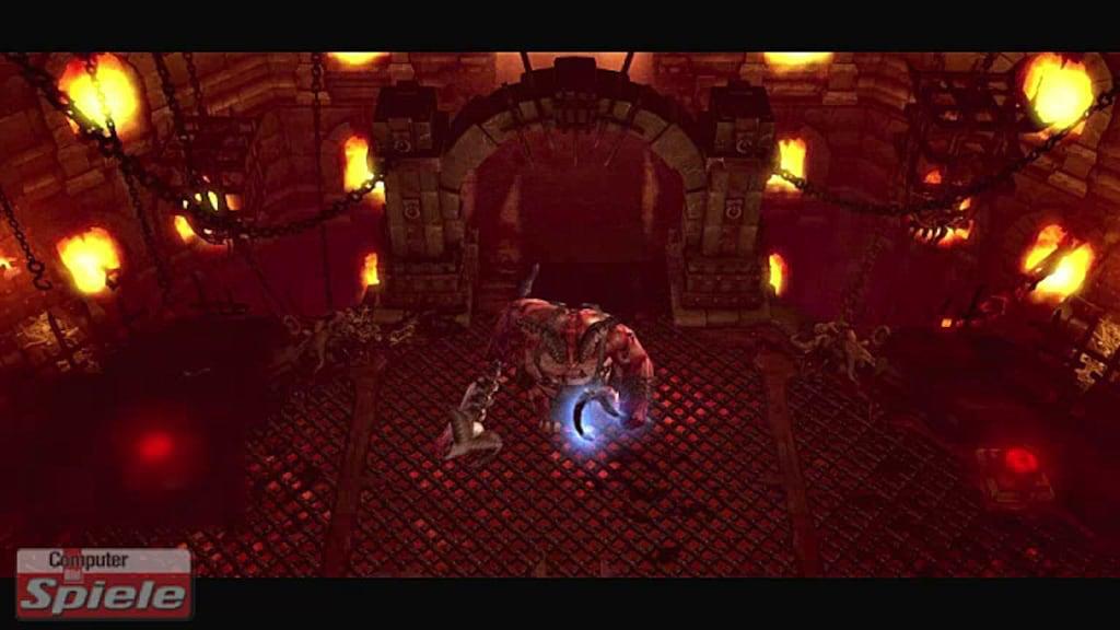 Rollenspiel Diablo 3: Bosskampf Fleischschnitzer