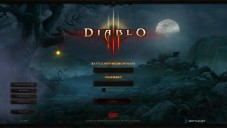 Actionspiel Diablo 3: Login-Fenster©Activision Blizzard