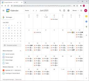 Fußball-EM 2020/2021: Spielplan (iCal) für Outlook, Google Kalendar, Android & iPhone