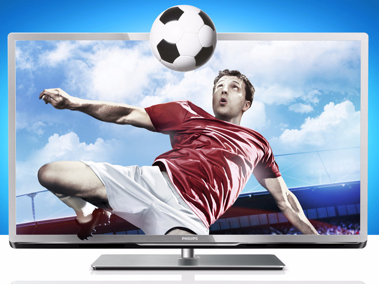 philips 32pfl5507k 32 zoll 3d led tv mit dlna und smart. Black Bedroom Furniture Sets. Home Design Ideas